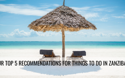 Our Top 5 Recommendations for Things to Do in Zanzibar