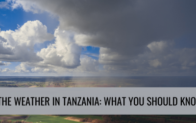 The Weather in Tanzania: What You Should Know