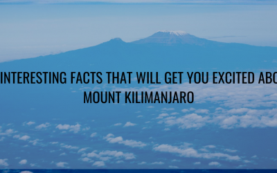 10 Interesting Facts That Will Get You Excited About Mount Kilimanjaro